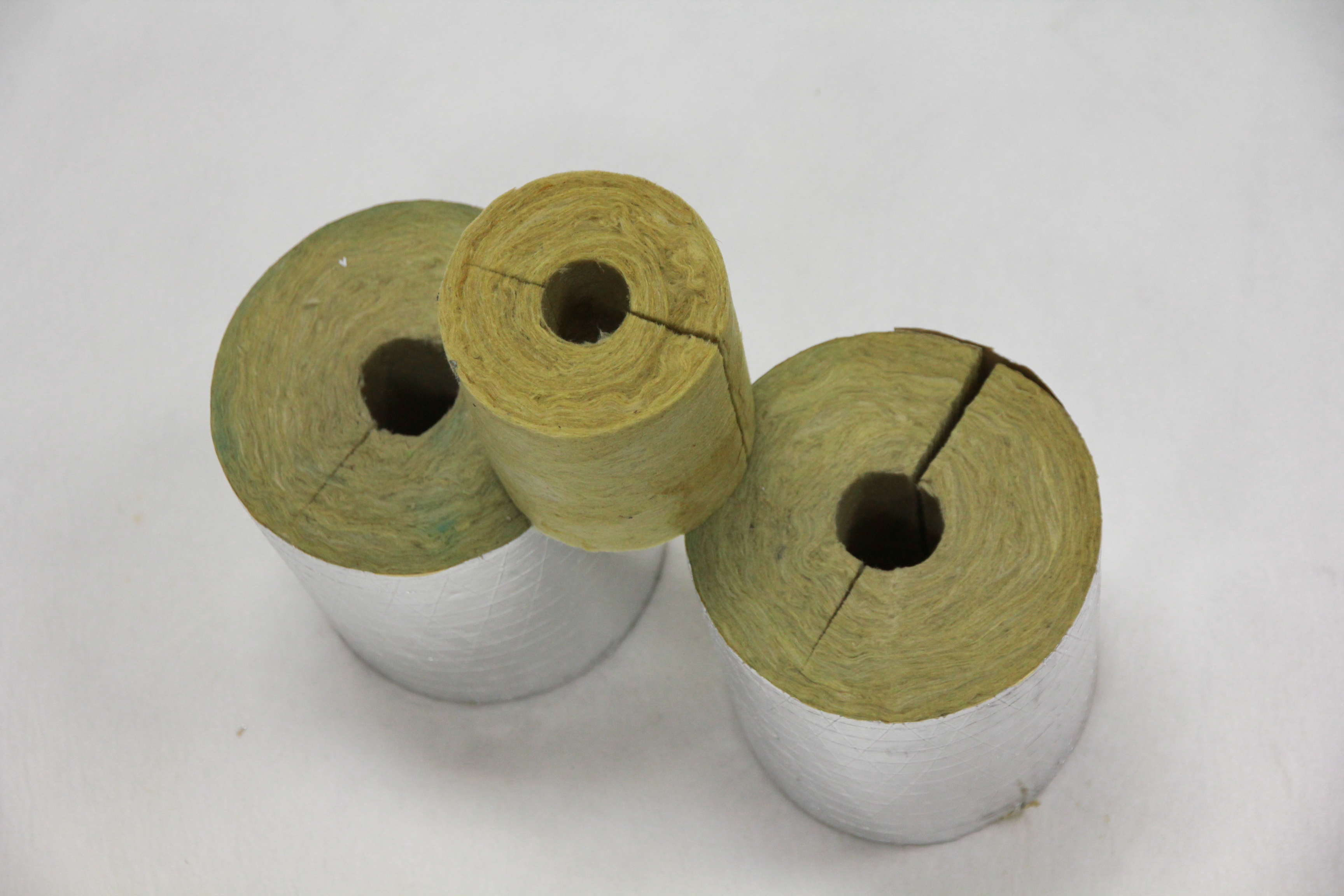 Rock Wool Pipe of good Quality for insulation
