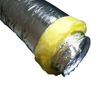 Insulated Aluminium Flexible Duct