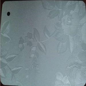 Flower Pattern PVC Film for Ceilings