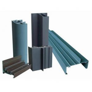 Curtain Wall Aluminium Profile- AA6061