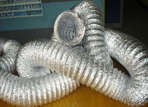 Aluminum Foil Flexible Duct Ventilation Air Duct