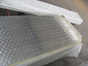 Five Bar Aluminum Sheets for Bus Floor Building