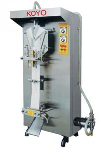 XY Model Automatic Liquid Packer Machine Sachets Filling Machine