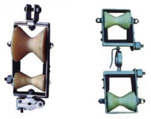 Model ZN50 block recover damper machine