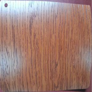 PVC Woodgrain and Flower Patterned Decorative Film for Furniture