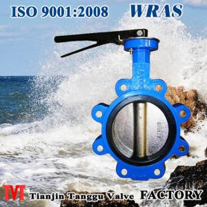 Manual Operated  Lug Butterfly Valve