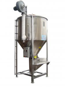 phenolic plastics vertical mixers ready to use design