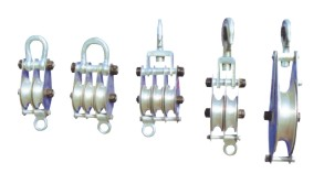 Aluminium Alloy Hoisting Tackle