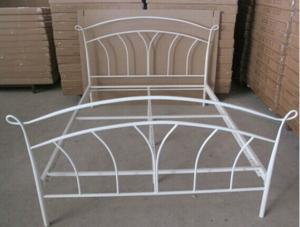 Modern Design Metal Single Bed