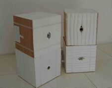 Refractory Ceramic Fiber Module For Boiler Insulation