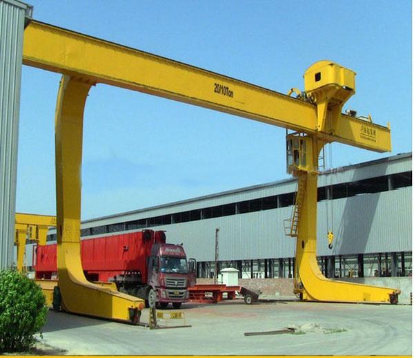Yufei Electric Single-girder Gantry Crane