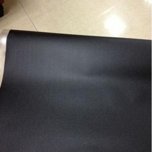 Black Color PVC Polish Film for Furniture