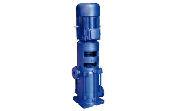 KQDL  series  vertical multi-stage single-suction centrifugal pump