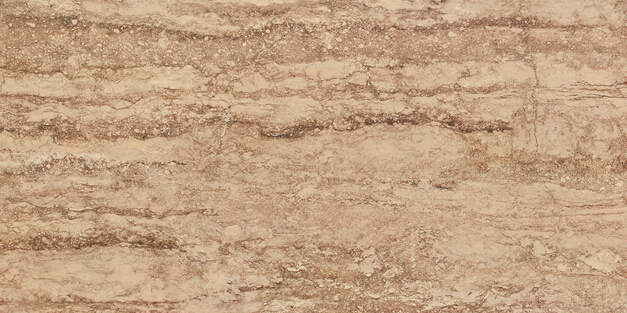 Thin tile Travertine series, T-BROWN