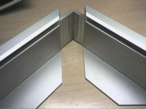 Aluminum solar moudle frame AA6061