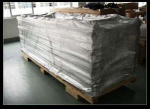 PACKAGING MATERIALS FOR MACHINE