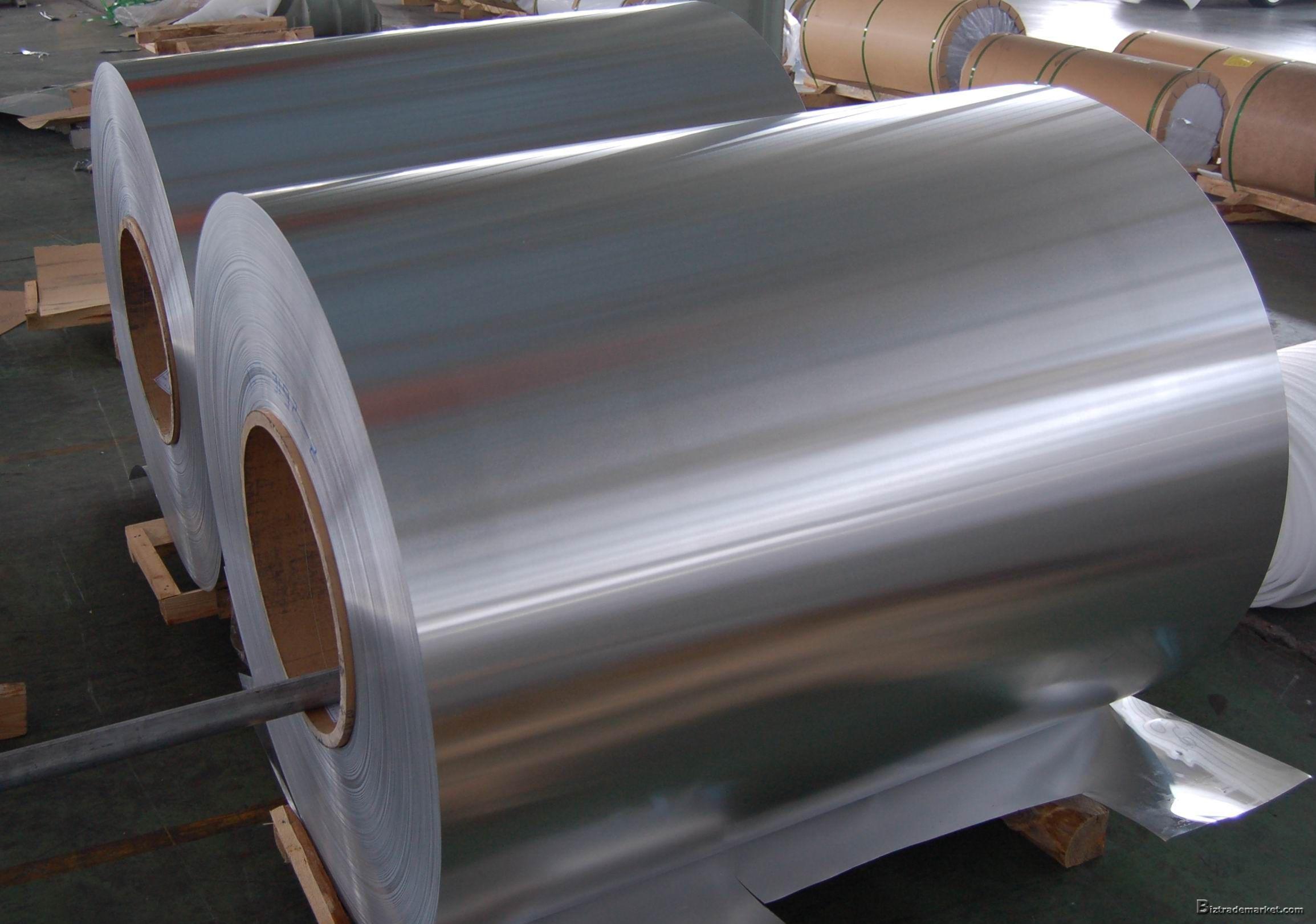 Aluminum Coil of 500-2000kgs Avaliable for Customer