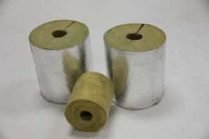Rock Wool Pipe for Ventilation Insulation
