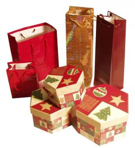 FOOD PRODUCTS PACKAGING MATERIALS