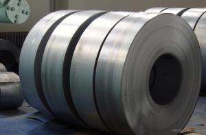 High grade hot- rolled strip