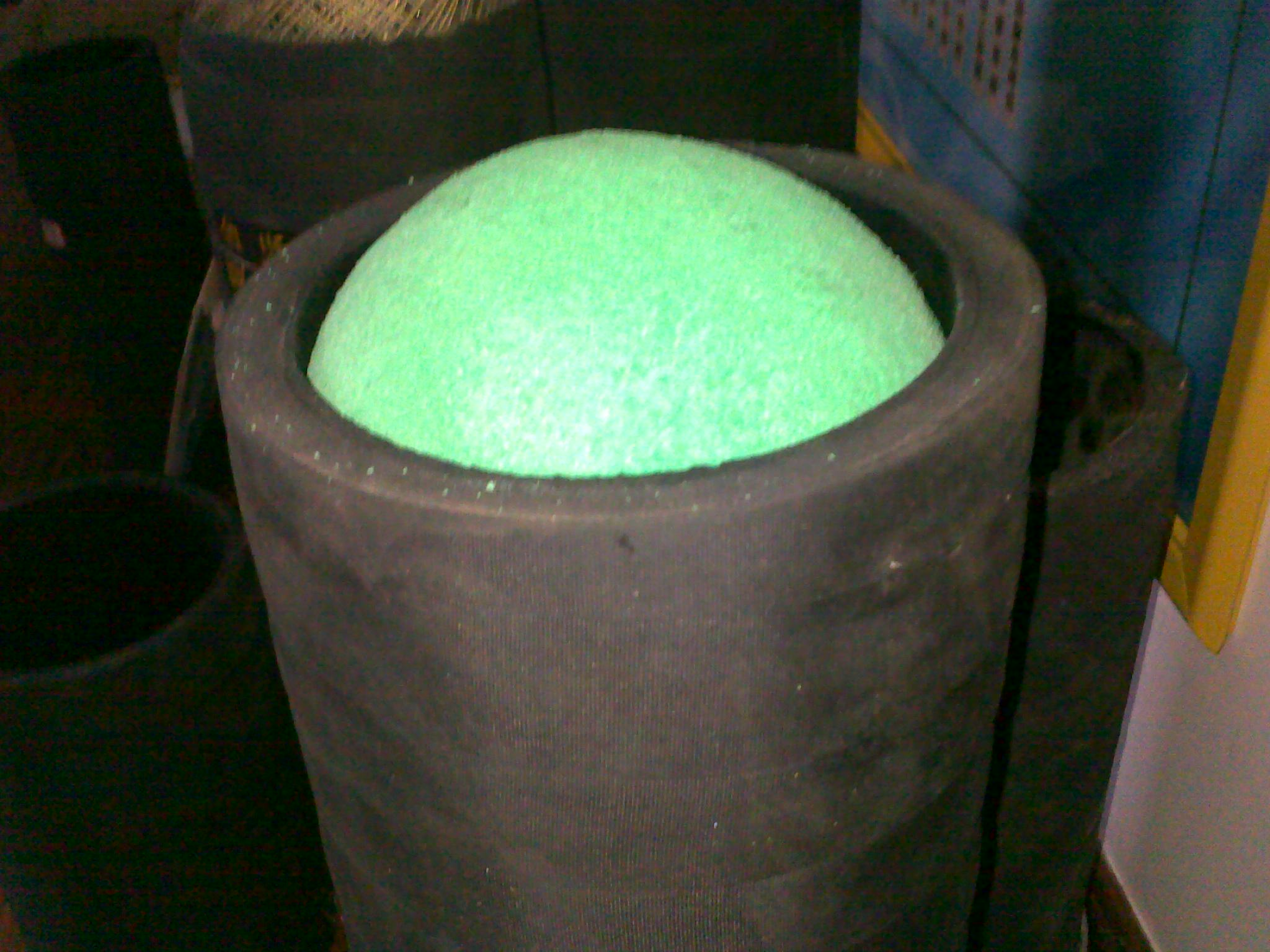 Concrete Pump  Cleaning Ball DN125 with Good Quality