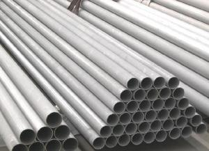 Hot rolled seamless tube