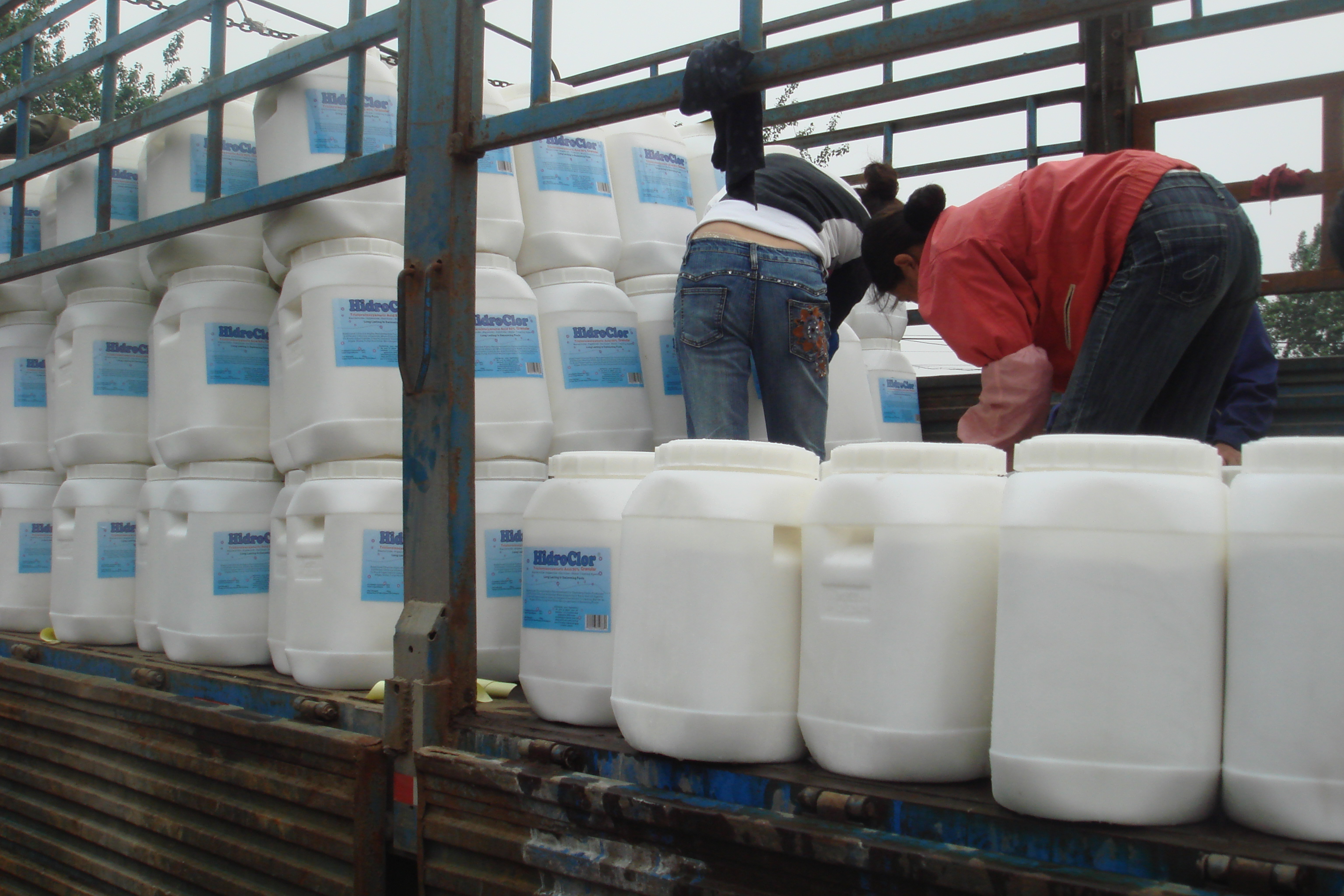 Calcium Hypochlorite Granular For Water treatment