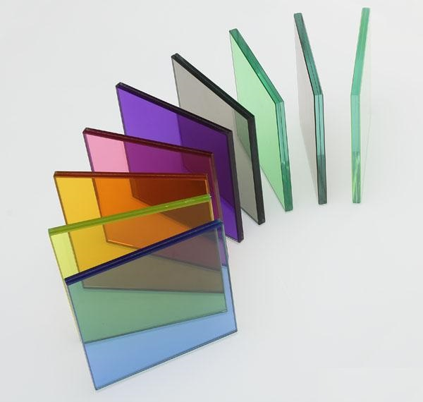 High Quality Laminated Glass for Construction, Internal Decoration, Furniture with 6.38-17.52mm and Customized Varied Sizes