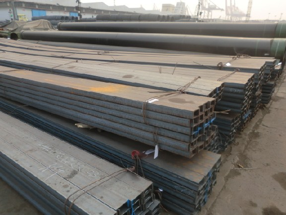 HR Steel U Channels Made in China with High Quality and Competitive Prices