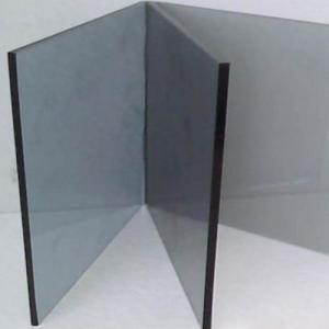 Tinted Float Glass European Gray Glass  Float Glass Sheet 4-12mm