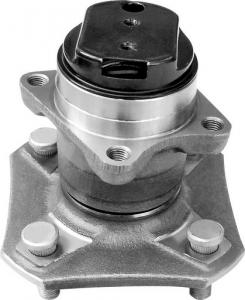 Wheel Hub for Audi A3, Jetta 4 5 Holes,TT,Seat Leon, Toledo II,Skoda Octavia, VW Bora,VW Golf IV,New  Bettle