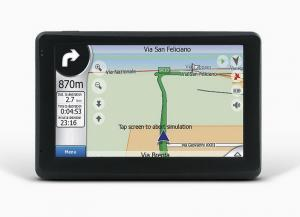 Best Sell 5 inch GPS Navigation SiRF Atlas-V 800mhz
