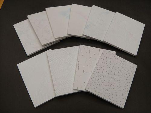 Standard Gypsum Board for Wall or Ceiling