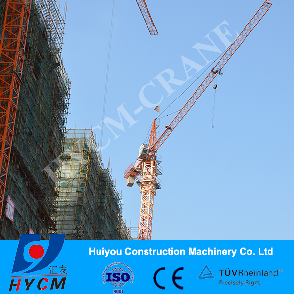 TC5515 Hammer Tower Crane