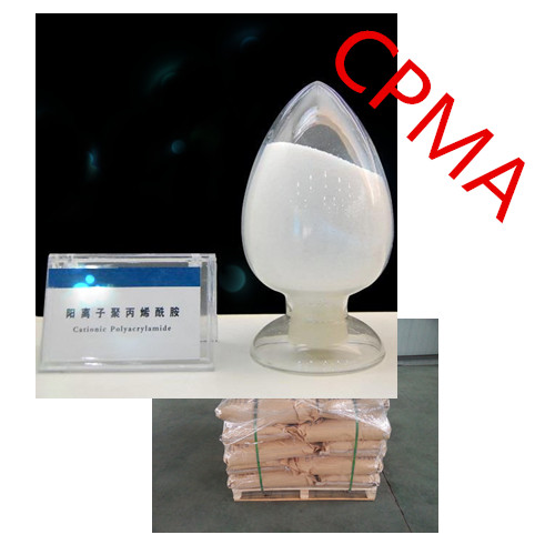 CPAM Cationic Polyacrylamide Flocculant