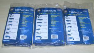 Chian  pe tarpaulin   with   different  colors  ,sizes, grammage