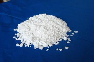 Granular anhydrous Calcium Chloride best Quality