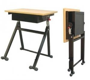 Single Student Desk SDC-0814