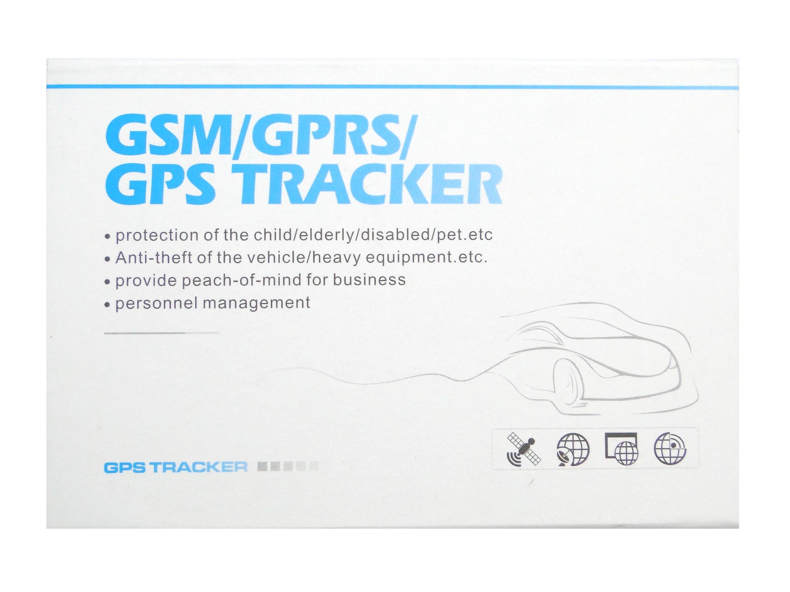 GPS Vehicle Tracker 303-G