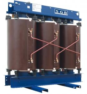 Cast Resin Transformers from SGB