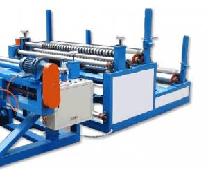 Kraft Paper slitting and rewinding machine