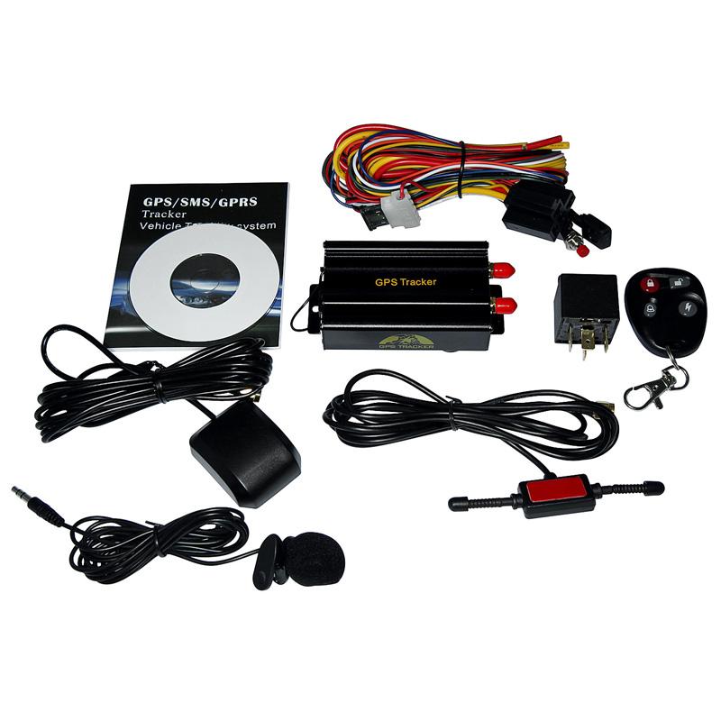 GPS Vehicle Tracker 103
