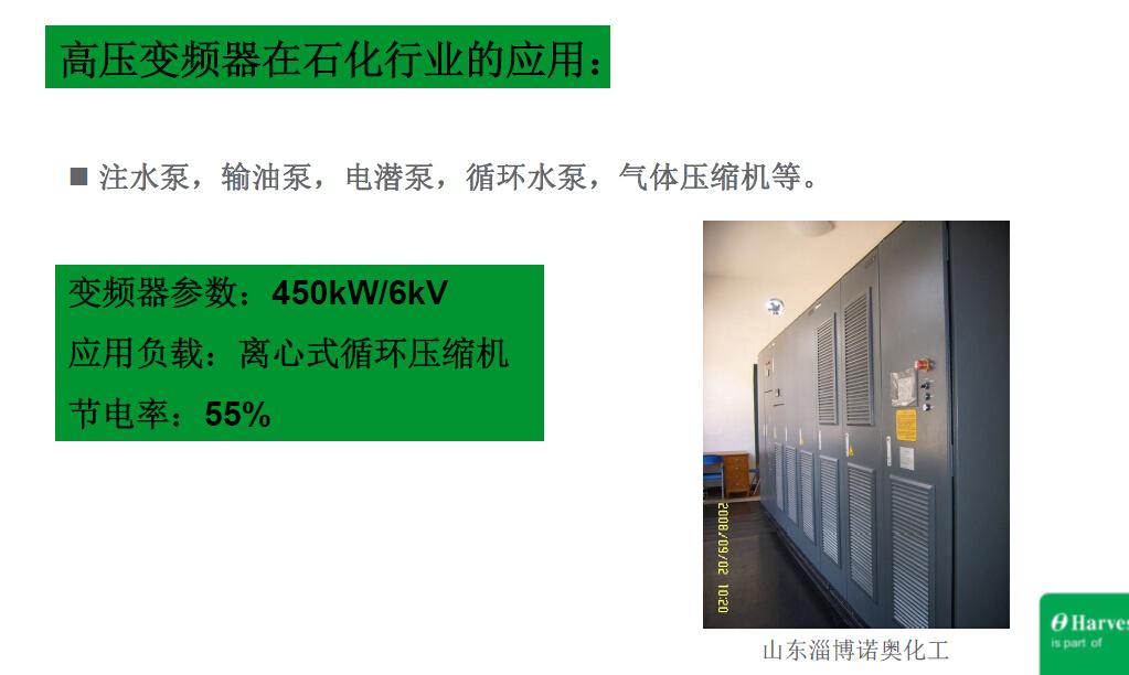 Variable Frequency Drive 6KV 400KW VFD VSD