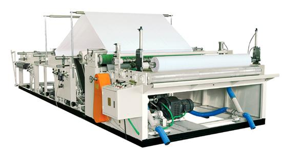 Toilet Paper Slitting Machine