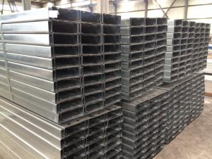 Photovoltaic Solar Hot Dip Galvanized C Steel