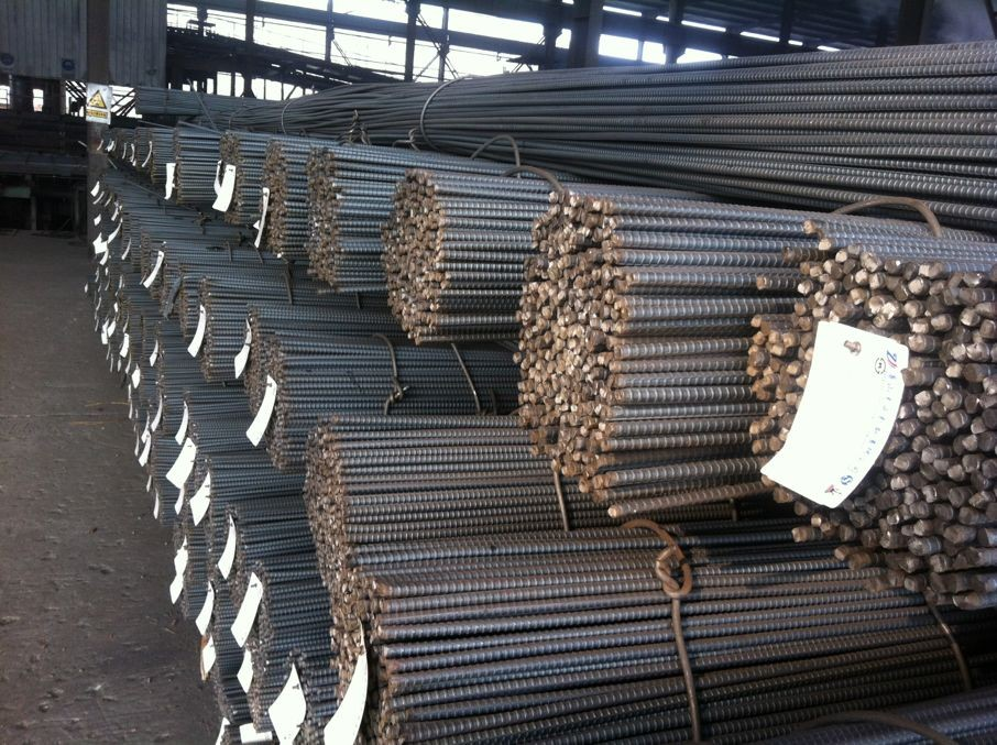 Hot Rolled Steel Rebar For Concrete