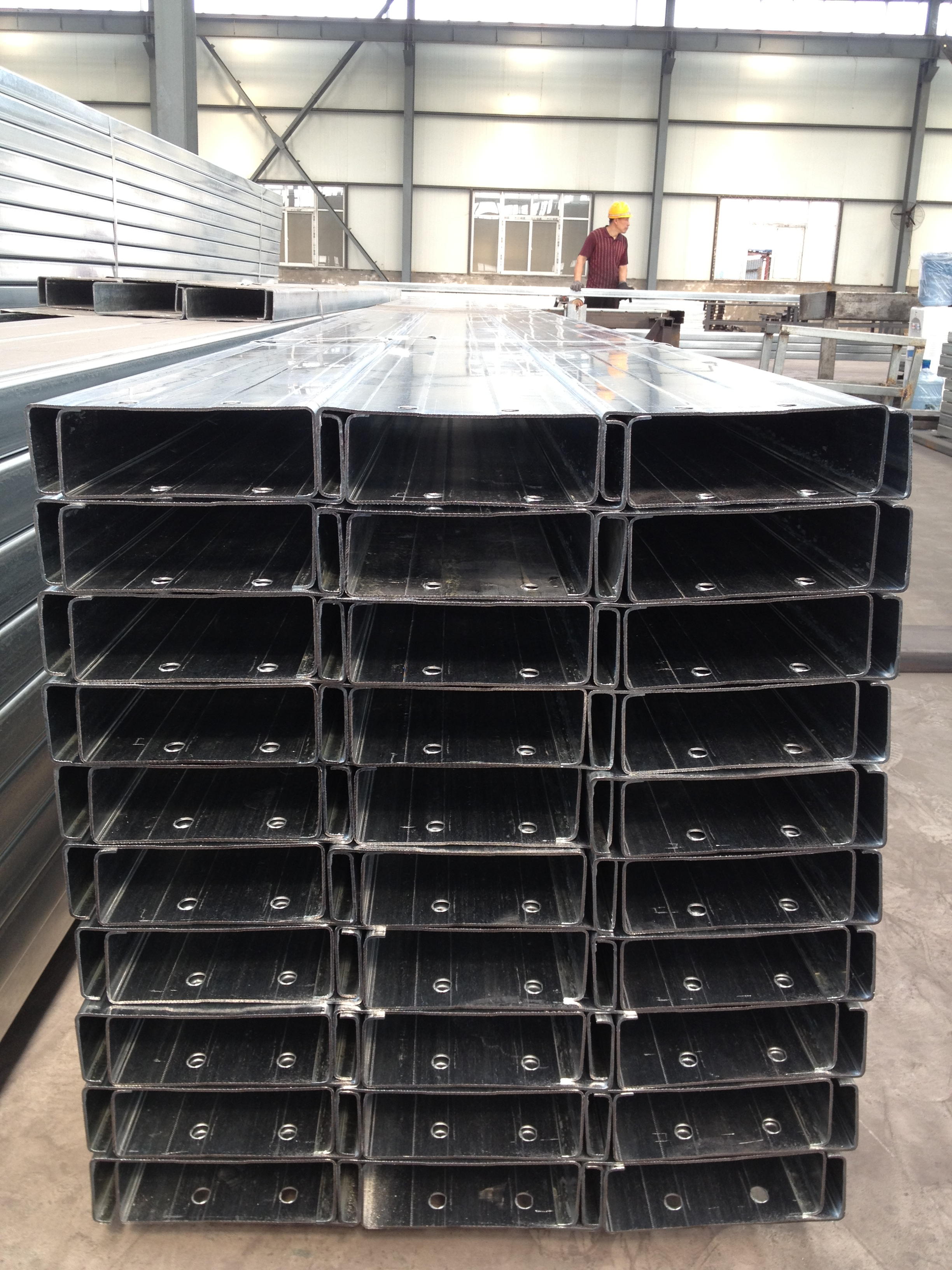 Hot Dip Galvanized Steel C