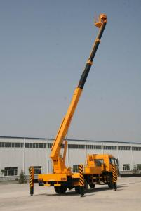 Telescopic boom aerial working platform working height 28m
