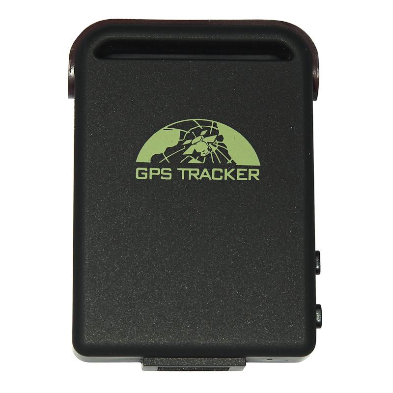 Portable GPS tracker GPS101