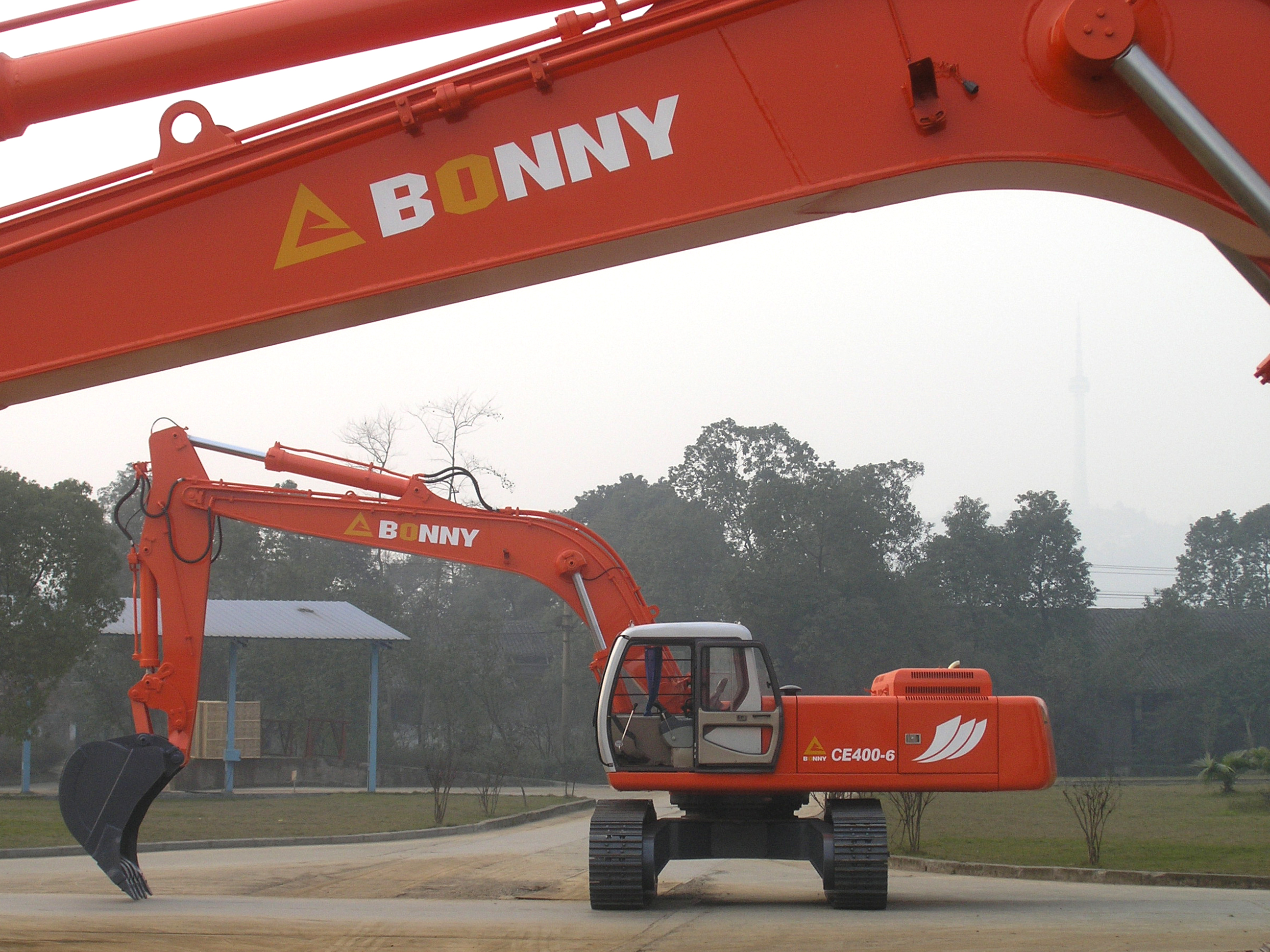 Hydraulic Excavator CE400-7